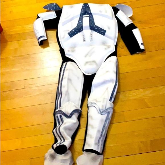 Star Wars Youth Sz Med - Rubie's Coatume